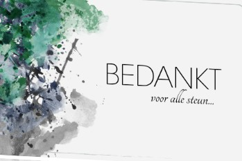 Dankwoord John van Rijswijk