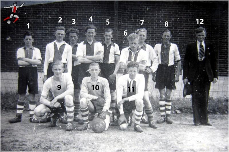 Gouwe-Ouwe teamfoto