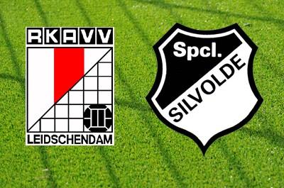 Zondag RKAVV 1 – SILVOLDE 1 aanvang 14.30 uur