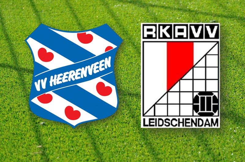 Zondag Heerenveen - RKAVV