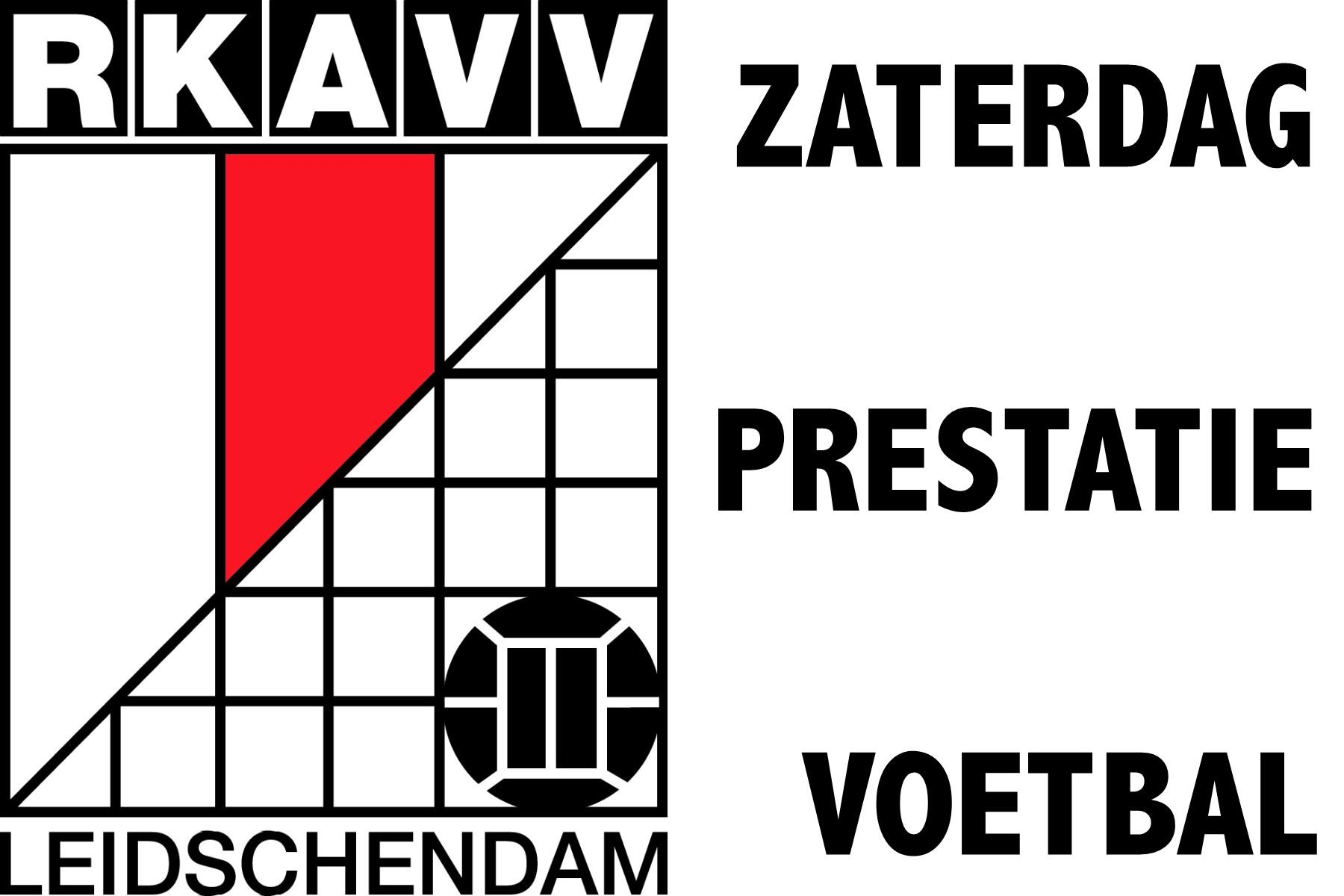 Naast zondagvoetbal start RKAVV ook op zaterdag met prestatievoetbal