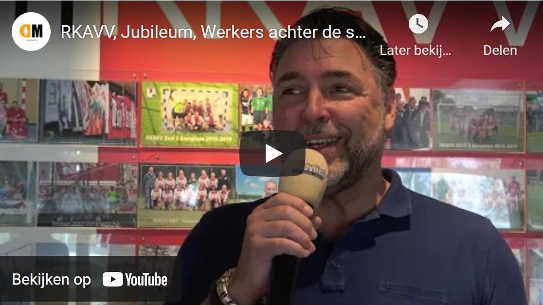 Video van Midvliet over ons a.s. jubileum en de klusploeg