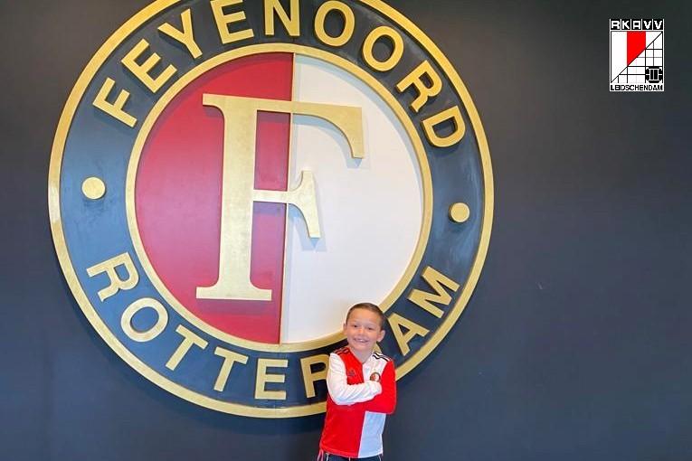 Noah El Kadi komend seizoen naar Feyenoord
