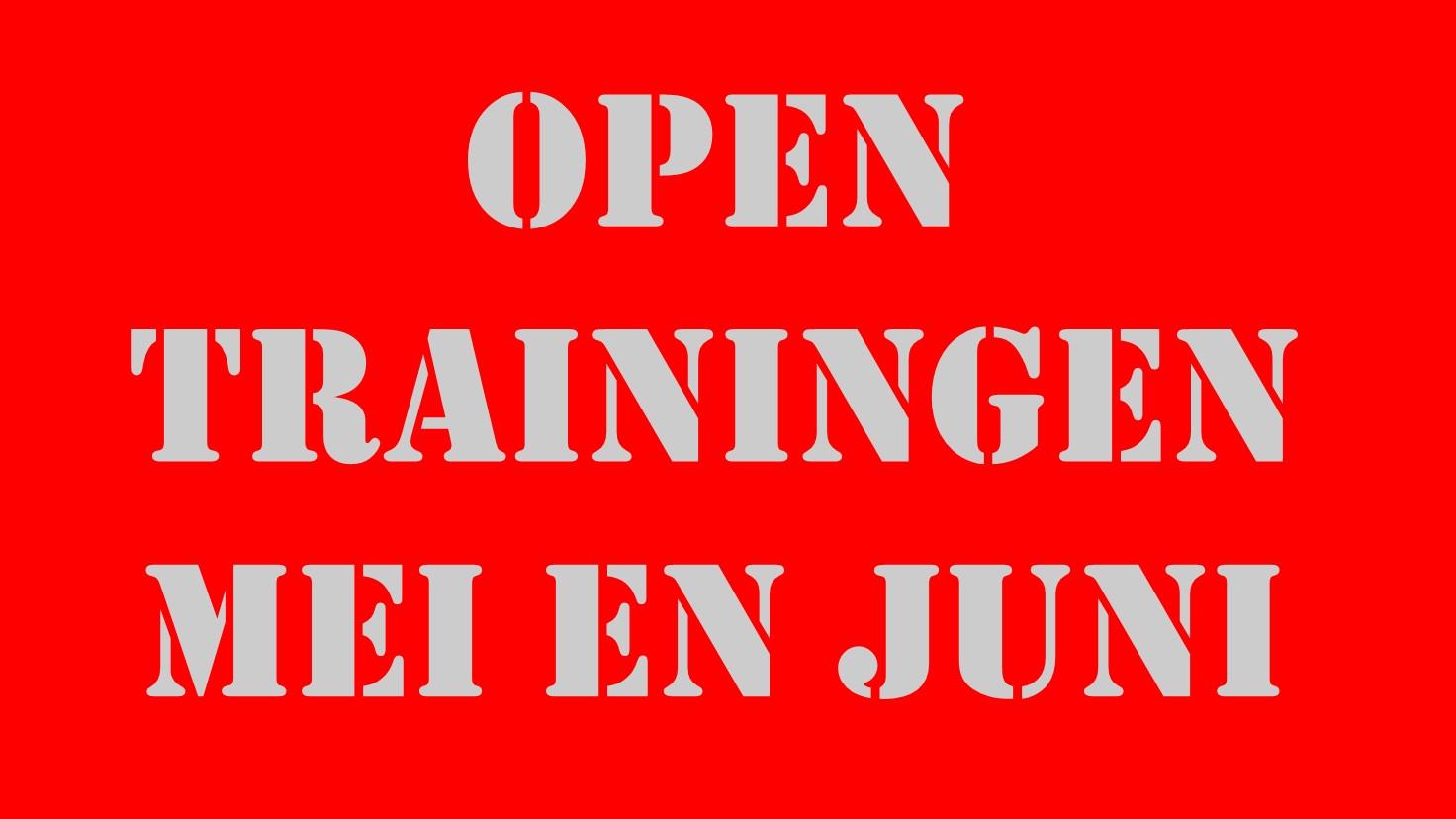 Welkom op de open trainingen bij RKAVV