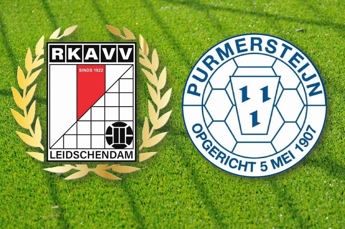Zondag 29 augustus 14:00u RKAVV 1 – Purmersteijn 1
