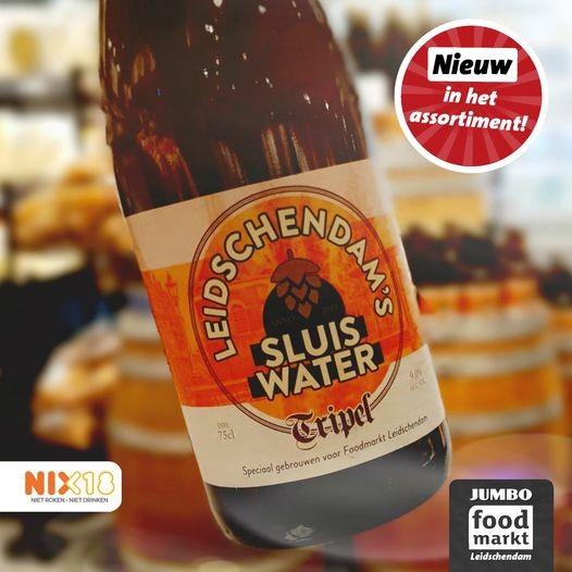 Leidschendams Sluiswater TRIPEL Bier