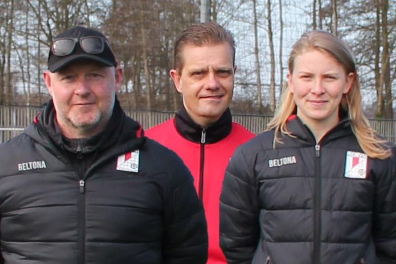 Buitenhek en Leemans in jublileumseizoen trainersduo MO15-1