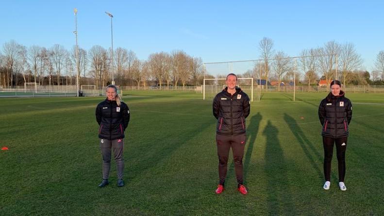Van der Hulst en Smulders in RKAVV-jubileumjaar trainersduo MO 11-1