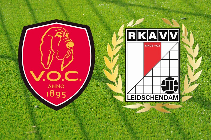 Zondag 17 oktober 14:00u: VOC 1 - RKAVV 1