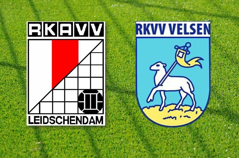 Zondag 12 september 14:00u:  RKAVV 1 - RKVV Velsen 1